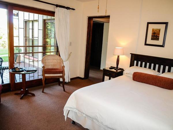 Room3 Garden View