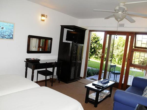 Room4 Garden View