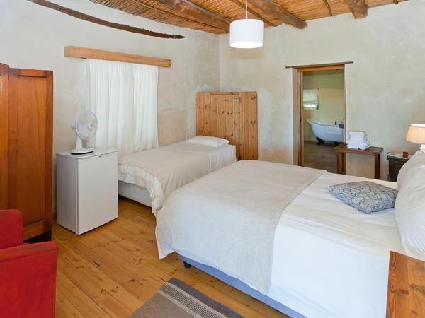 Room 2 - Three Single Beds