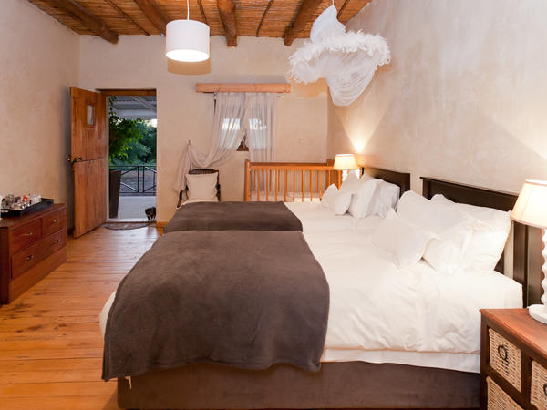 Room 3 - Three Single Beds