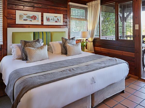 1 Bedroom Garden Chalet