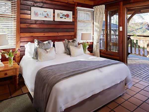 2 Bedroom Garden Superior Chalet