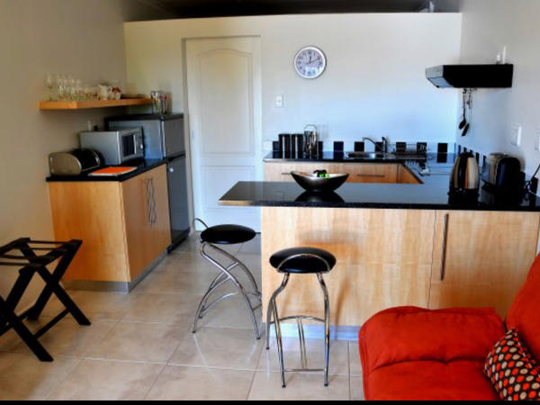 Luxury self-catering suite
