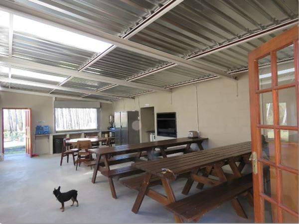 Backpackers Unit C (R170 pp) Beds 6-10