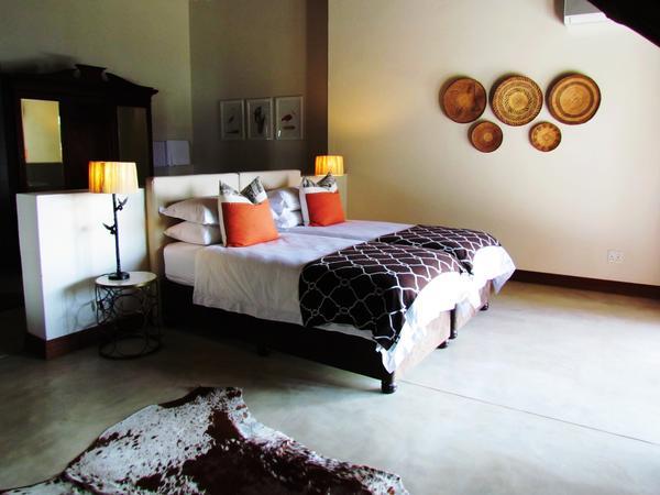 Kruger Park River Room