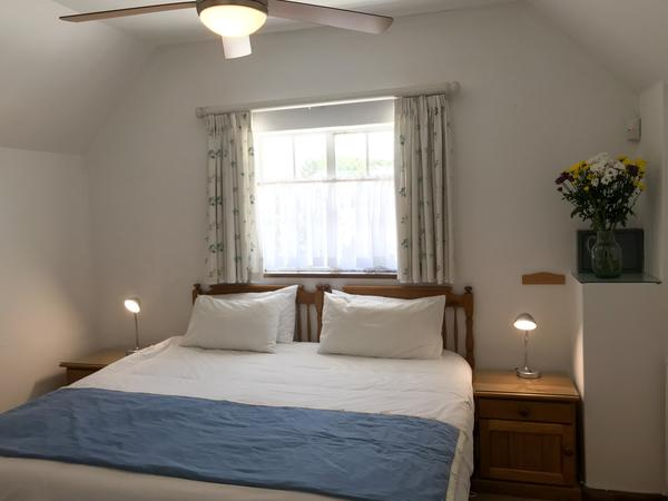 Standard Twin Beds upstairs