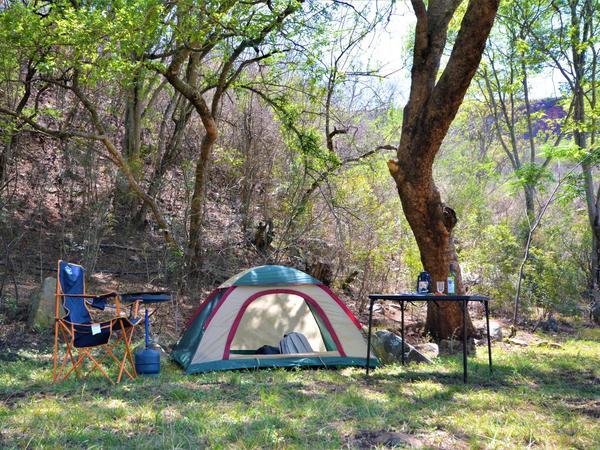 Duiker-2 Caravan OR Tent Site (No Room)