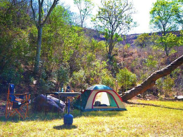 Leopard-1 Caravan & Tent Site (No Room)