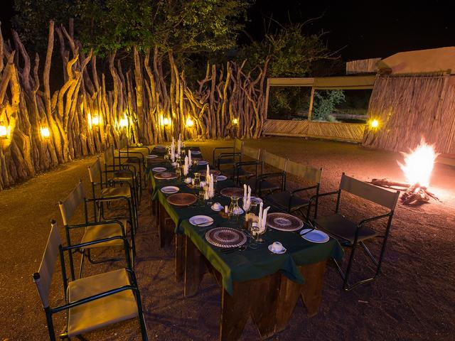 Mashatu Lodge Boma