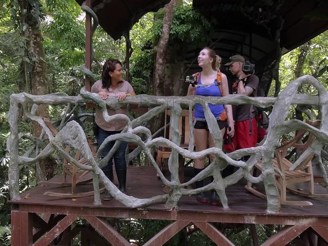 Costa Rica Tree Houses