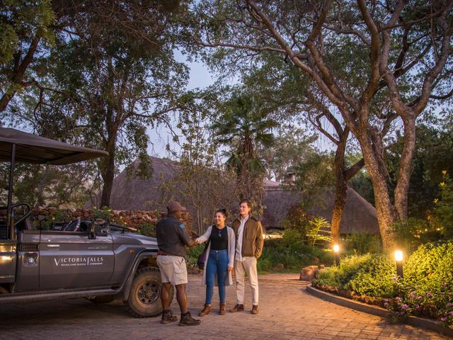 Explore Victoria Falls