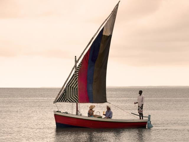 Dhow Cruise (Included)