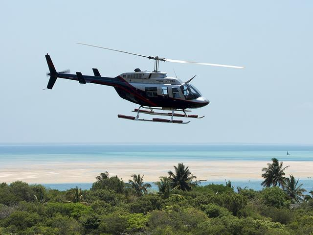 Helicopter Sightseeing (Additional cost)