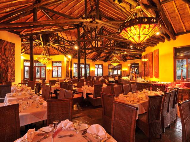 Ol Tukai Lodge Restaurant