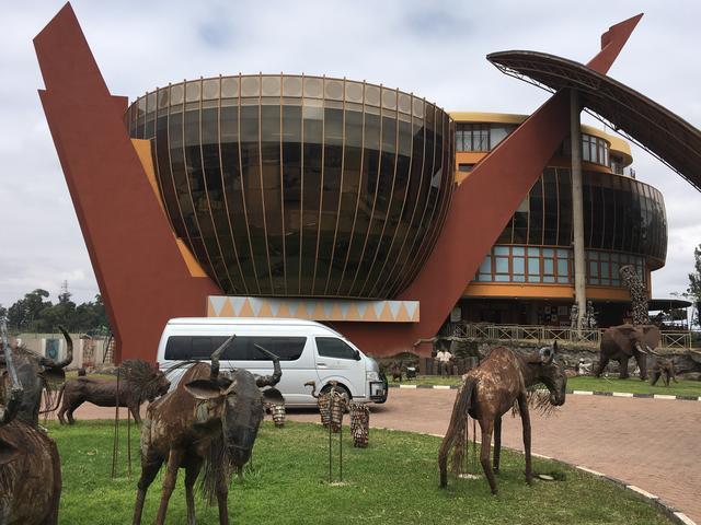 Tour of Arusha Town