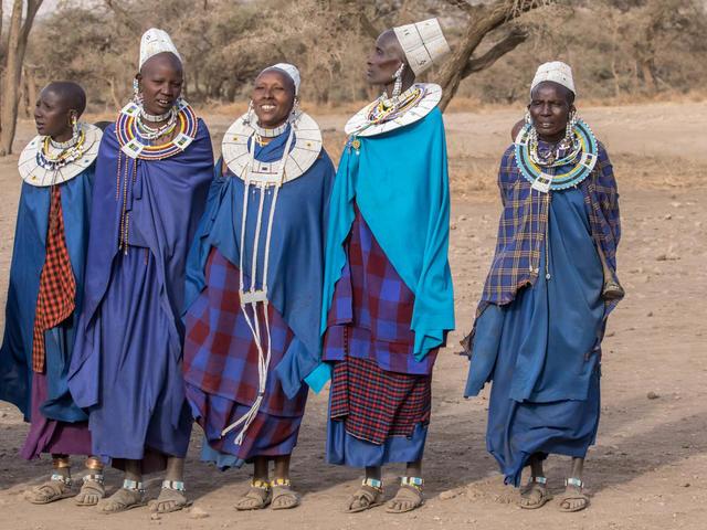 Maasai village visit (Additional Cost)