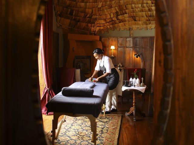 Massage: Healing Earth African Shea Butter Ritual (Additional Cost)