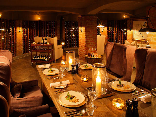 Wine Store Paring Dinner (Additional Cost)