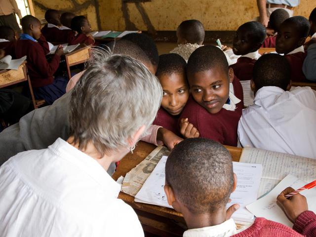 Tloma Primary School Visit