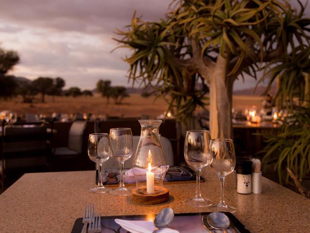 Sossusvlei Lodge Restaurant