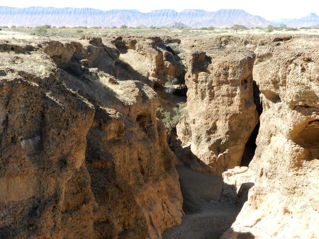 Sesriem Canyon Excursion