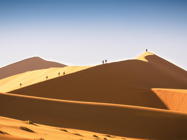 Big Dune Walk