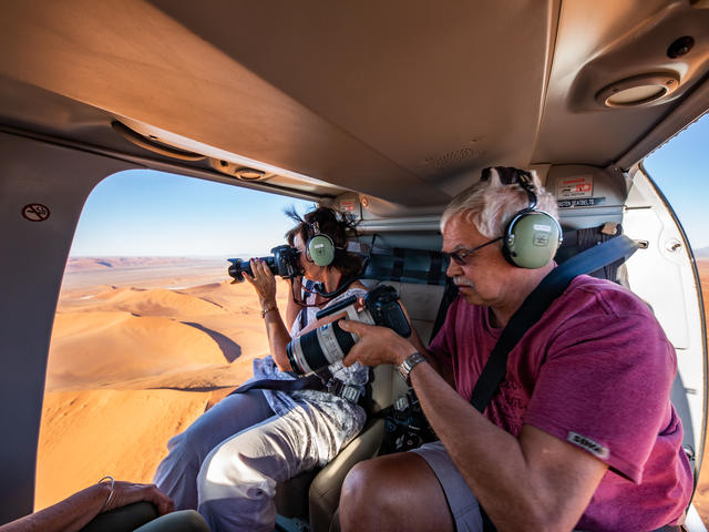 Scenic Helicopter Flight | Namib Dune Photographic Flight