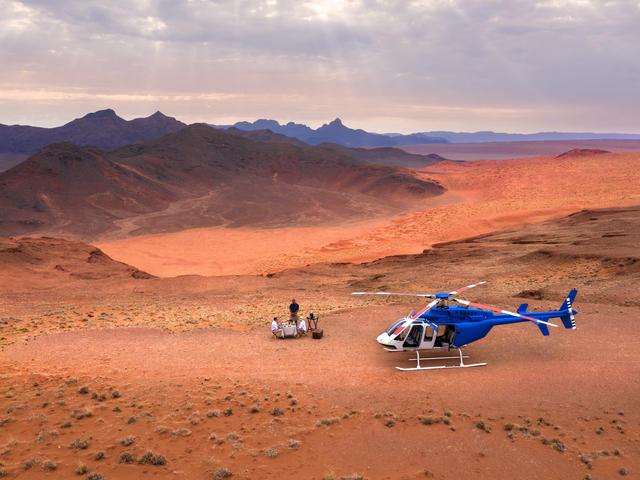 Scenic Helicopter Flight | Scenic Desert Flight