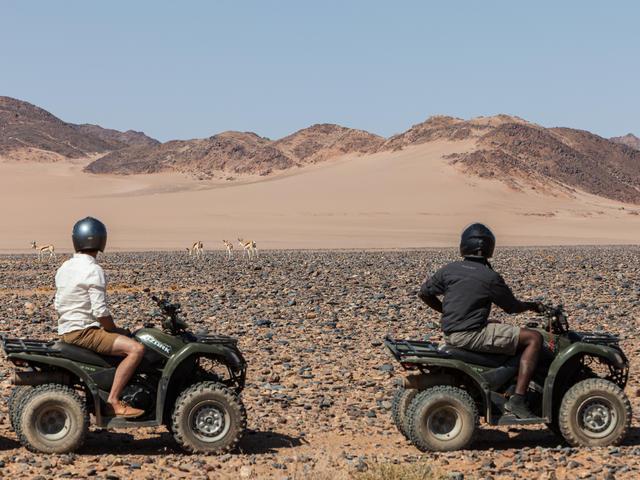 Little Kulala - Guided Quad Bike Excursions