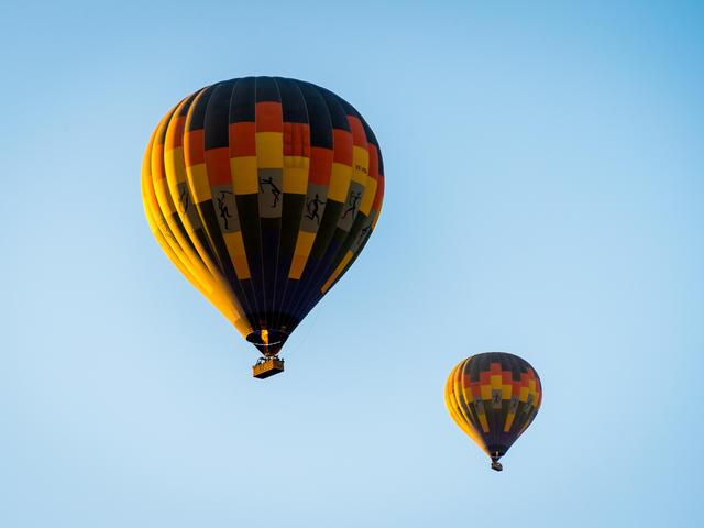Little Kulala - Hot Air Balloon Safari*