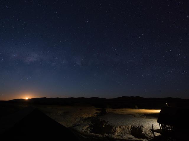 Kulala Desert Lodge - Sleep-Out Experience