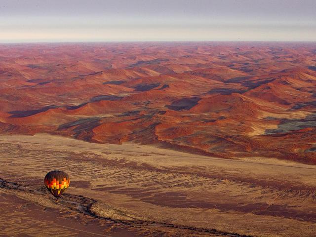 Kulala Desert Lodge - Hot Air Balloon Safari*
