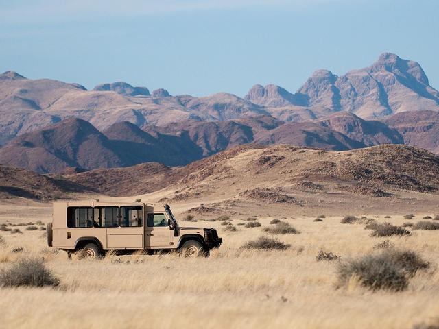 Kulala Desert Lodge - Nature Drives