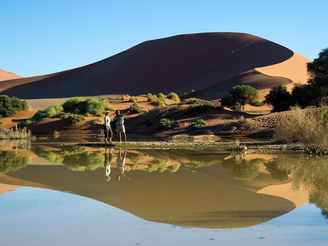 Kulala Desert Lodge - Guided Nature Trails