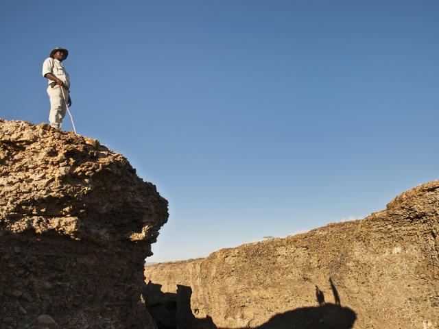 Kulala Desert Lodge - Visit Sesriem Canyon