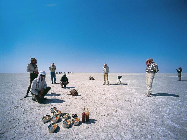 Nxai Pan Expedition