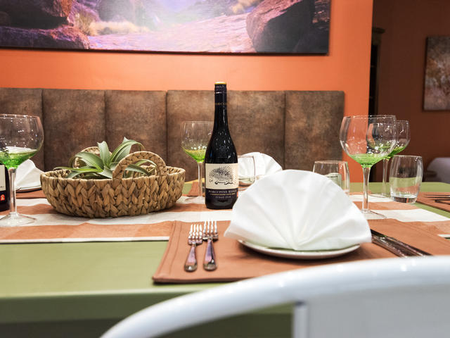 Uis Guesthouse Restaurant
