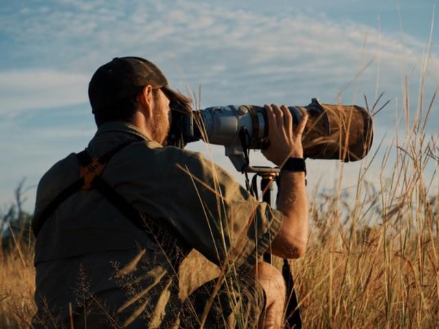 Neil Fairlie, Your Photographic Guide at The Hide