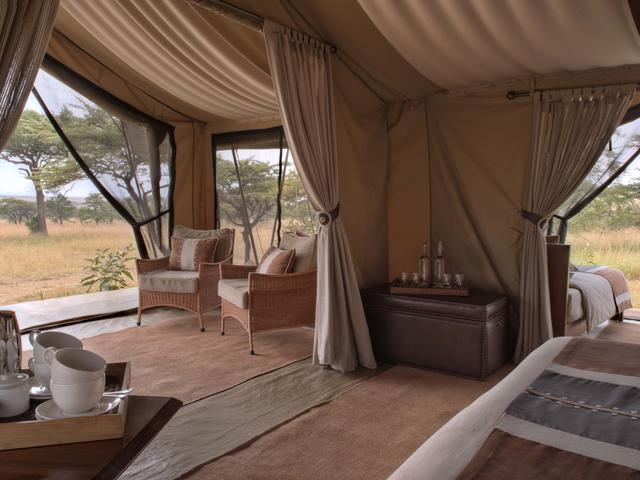 Guest tent - 2 pax