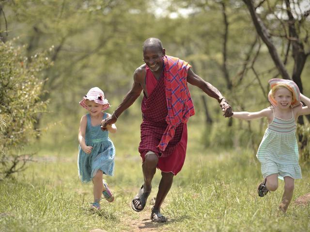 Children's safari programme