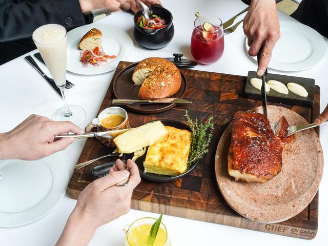 Dining Experiences at Casa Gangotena