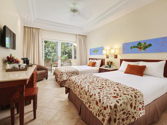 Tropicana Poolview Room