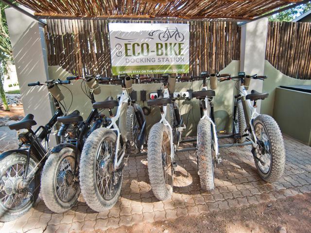 Radtour mit dem E-Bike