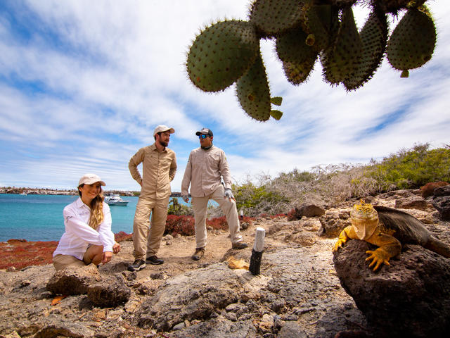 Activities from the Finch Bay Galapagos Hotel
