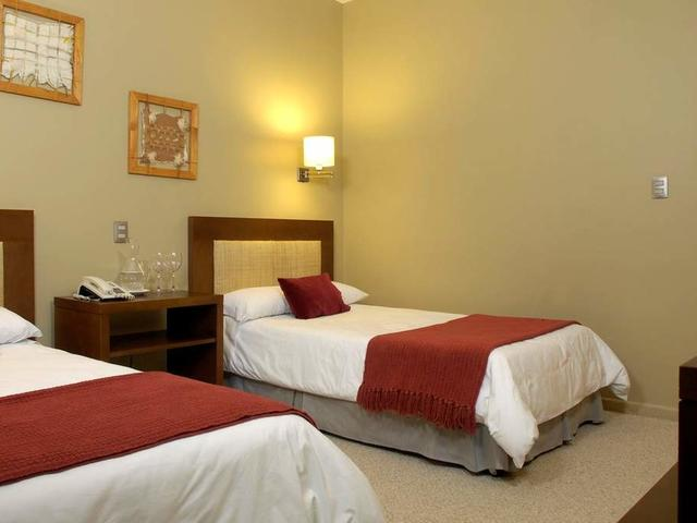 Standard Twin Beds Monte Balmaceda