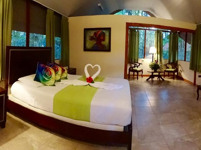 BUNGALOWS ROOMS