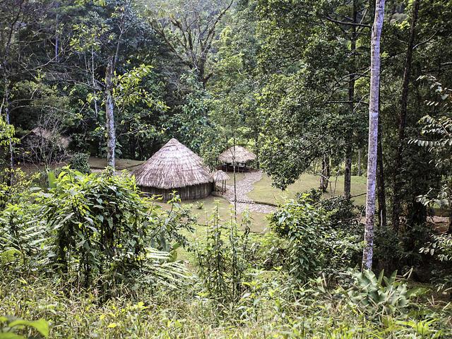 Cabecar Indigenous Reserve Hike
