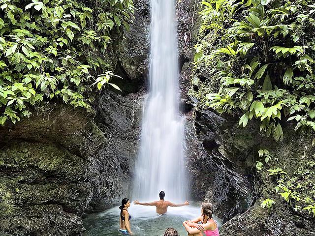 Ancient Trail & Hidden Waterfall Hike