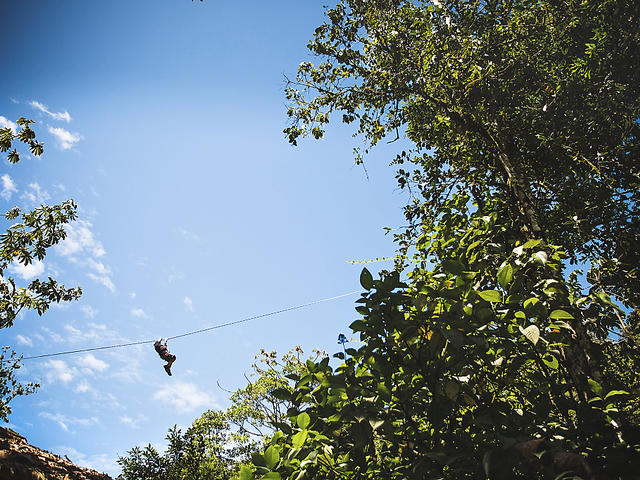 Pacuare Adventure Canopy