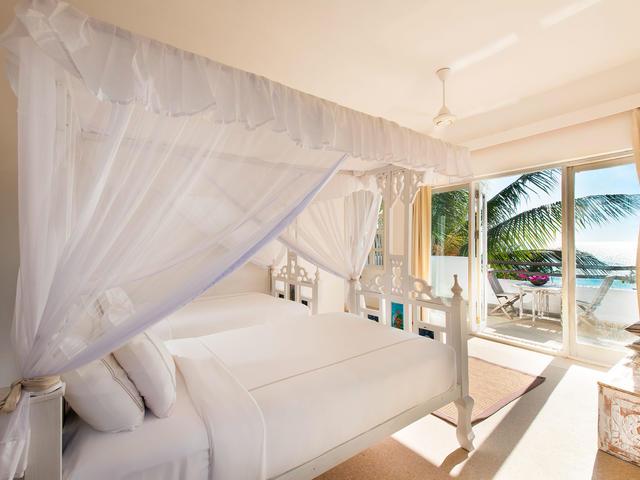 Beachfront Ambassador Villa